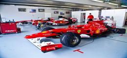 Ferrari Rasing Days